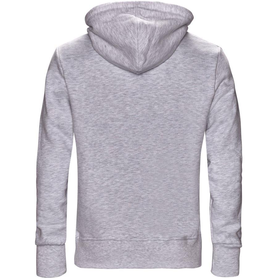 M20004NS - M20004NS Sweatshirt - Sweatshirts - Regular - HVID MELANGE - 2